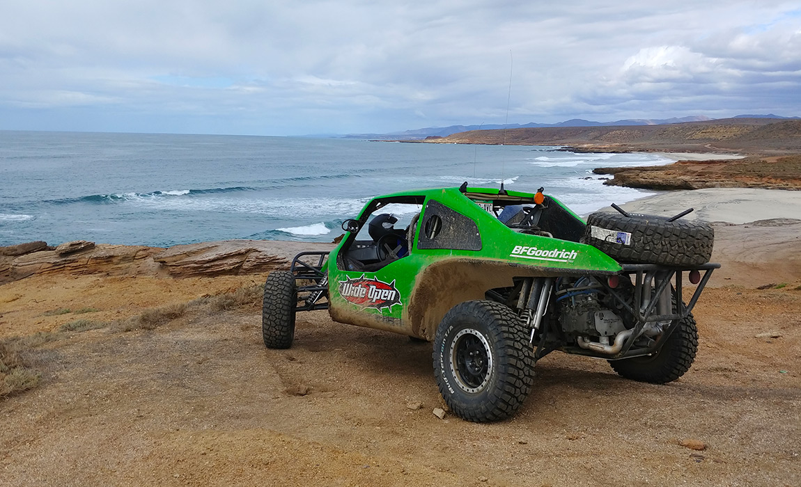 4 Day Baja Racing Adventure in Mexico With Wide Open Baja