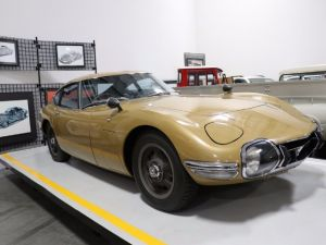 James Bond Toyota 2000GT From You Only Live Twice