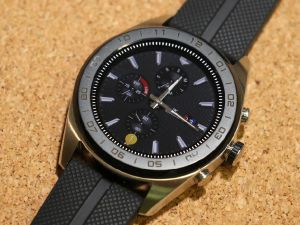 LG Watch W7 Smart Watch with Swiss Designed Mechanical Movement