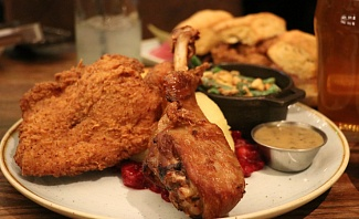 Yardbird Las Vegas Dinner
