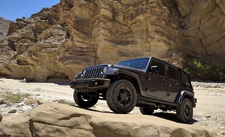 Jeep Wrangler Sahara Unlimited Review