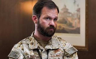 interview with Judd Lormand of CBS's SEAL Team