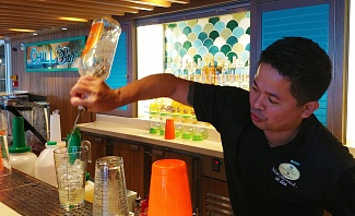 NCL Cruise Ship Destination Cocktail Recipes