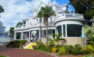 Amsterdam's Curry Mansion Inn in Key West