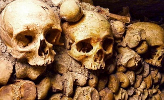 Tour the Paris Catacombs
