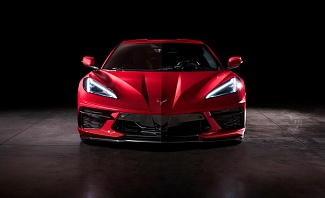 Corvette Stingray 2020 preview