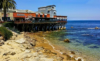 Monterey California Guys Weekend Getaway