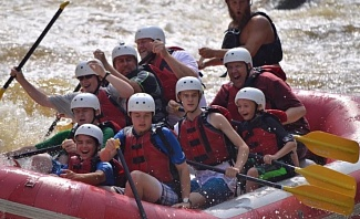 Wildman Whitewater Rafting