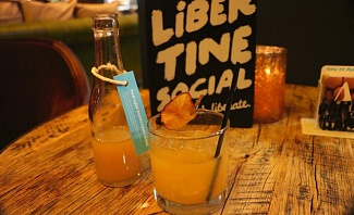 Libertine Social inside of Mandalay Bay Las Vegas