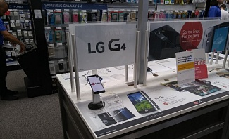 LG G4 at Best Buy