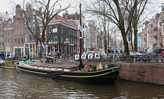 How to Spend a Winter Weekend in Amsterdam