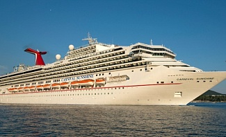 Carnival Sunshine Ship