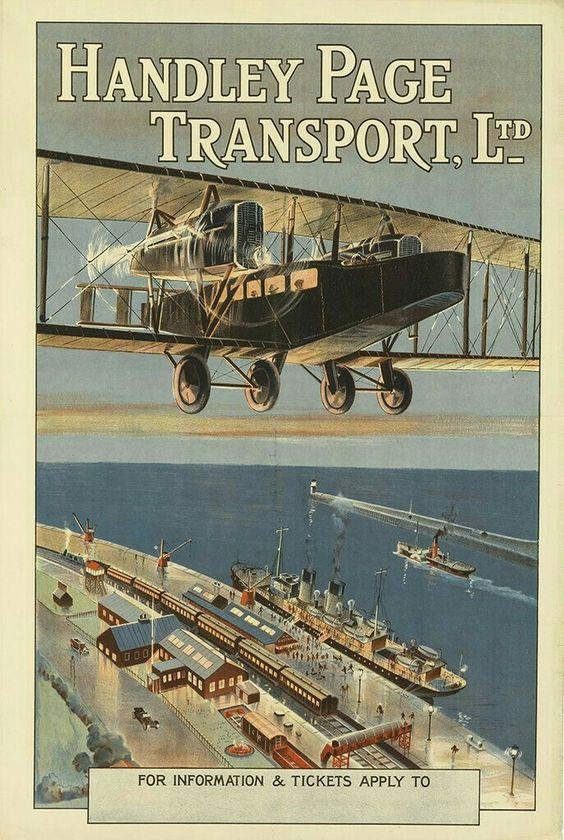 handley page transport ltd