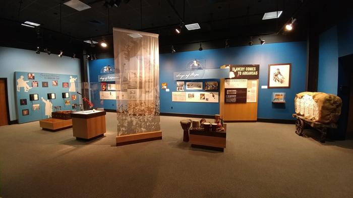 delta heritage center music exhibit in helena arkansas