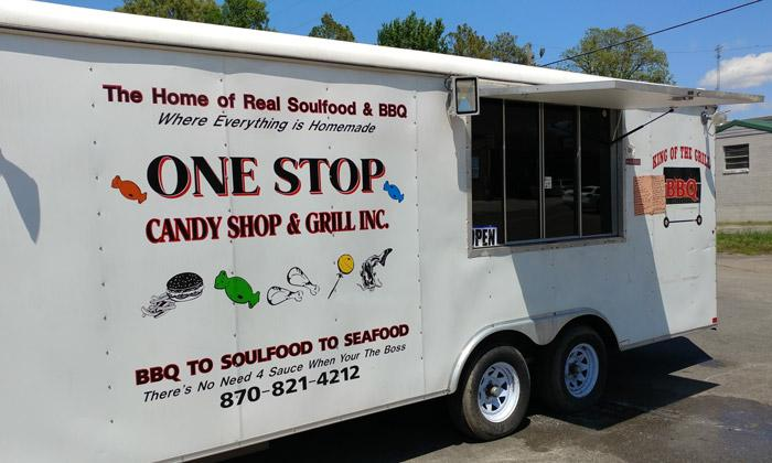 one stop candy shop and grill