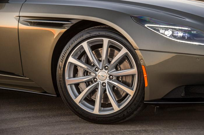 aston martin db11 v8 tires