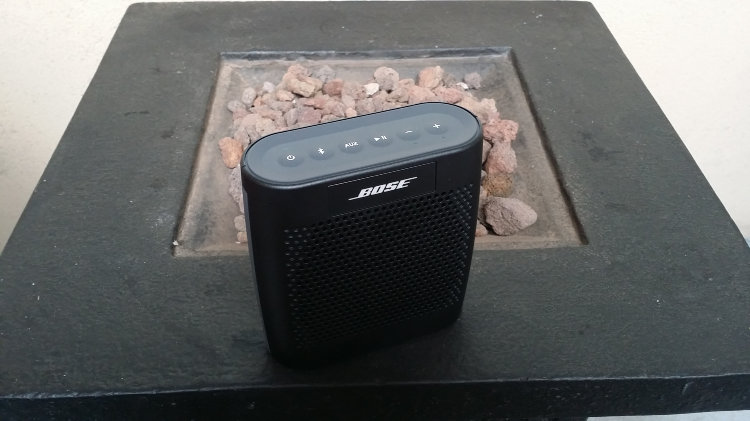 Bose SoundLink Color Giveaway