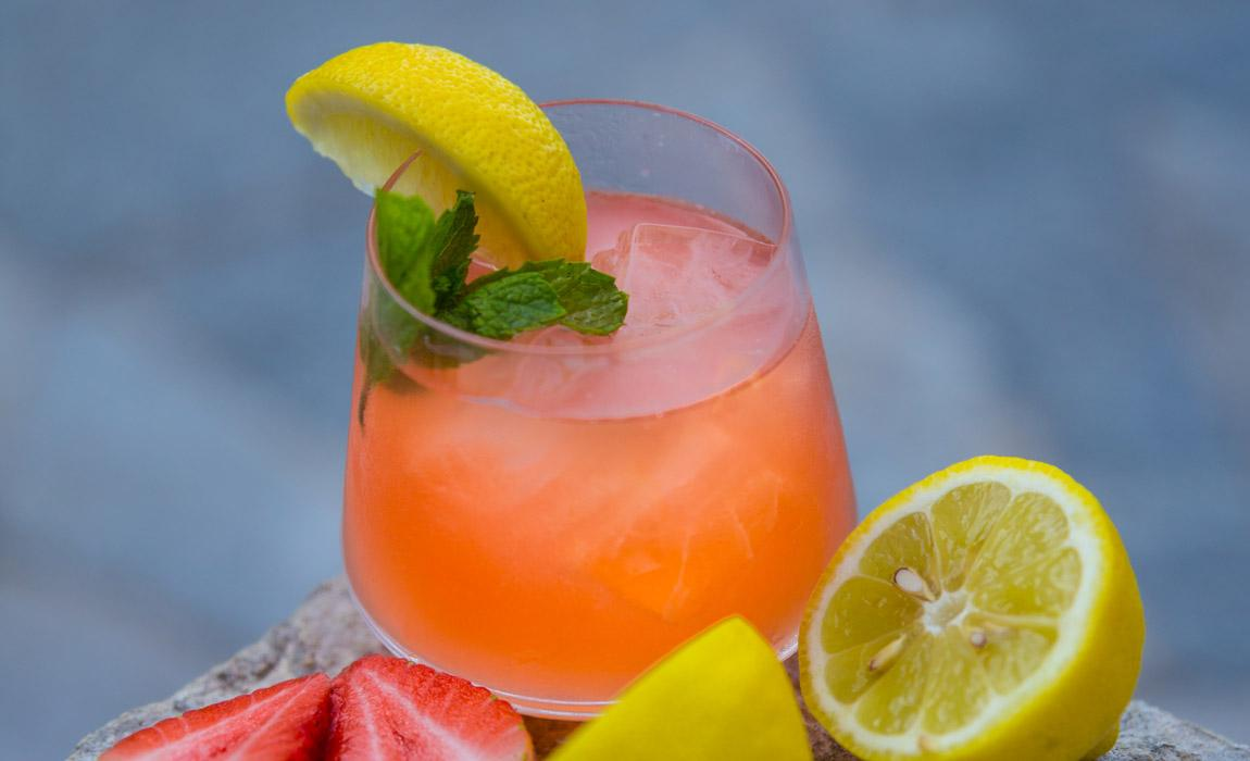 Bourbon Lemonade Cocktail Recipe