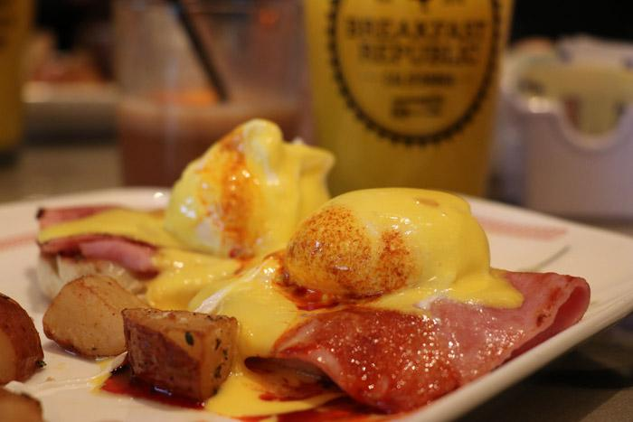 croque monsieur benedict