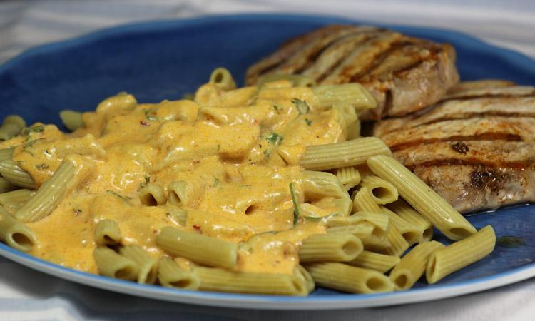 Spicy Cajun Alfredo Recipe