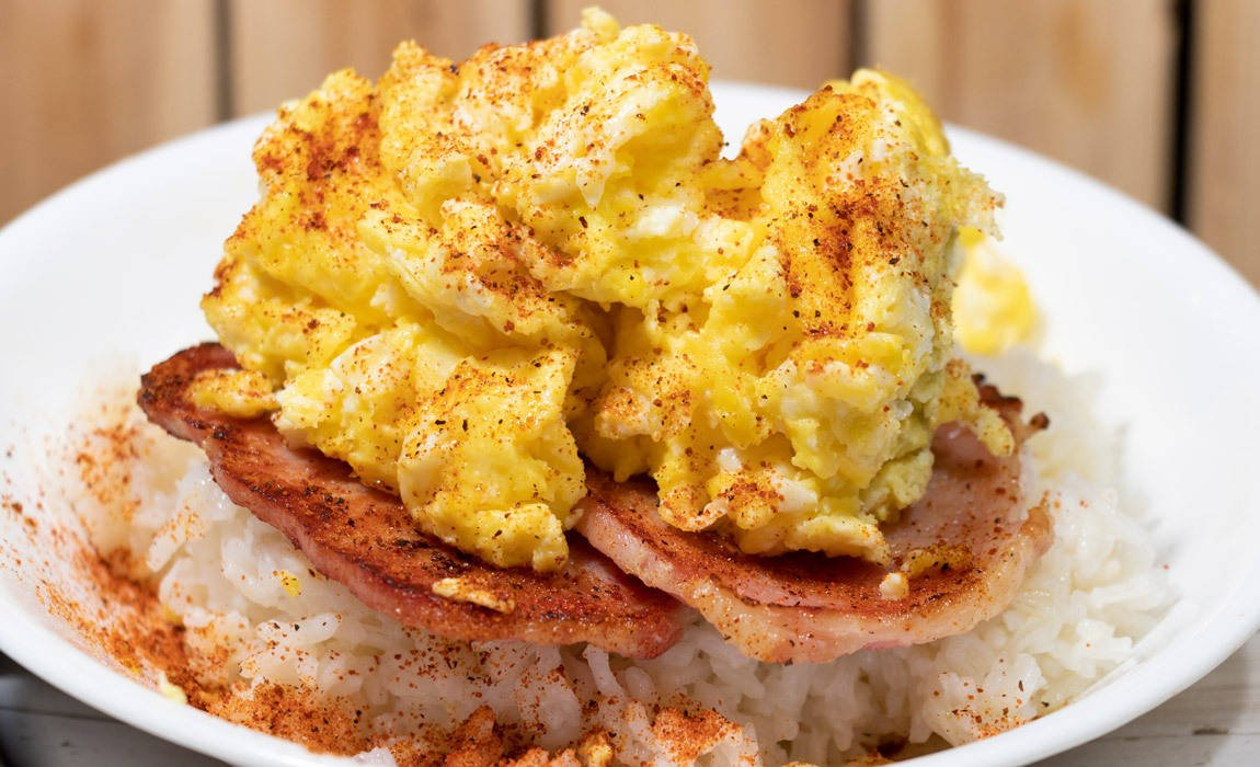 Cajun Swamp Eggs recipe