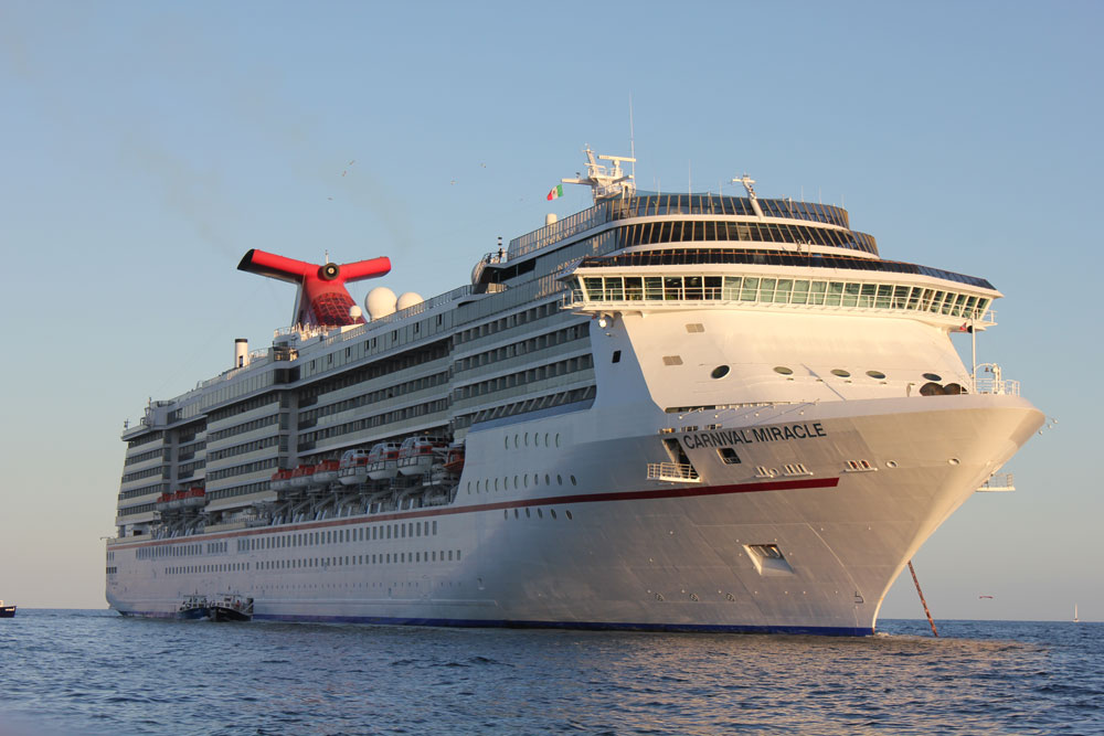 Carnival Cruise Long Beach To Hawaii