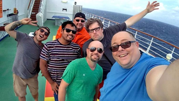 carnival sunshine mens lifestyle blogger mancation