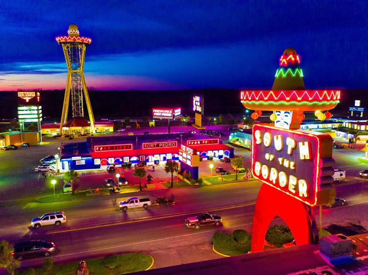 south of the border tourist attraction south carolina