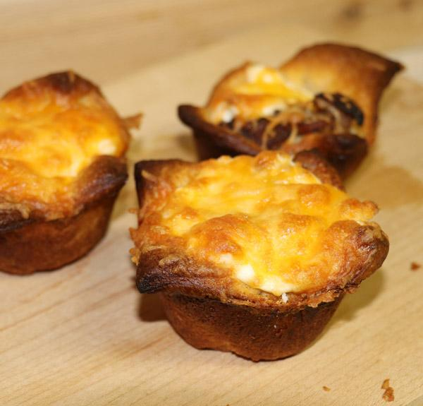 cheesey sausage cups recipe