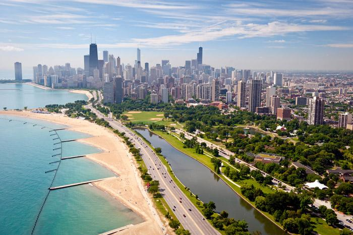 chicago beaches and lakefront