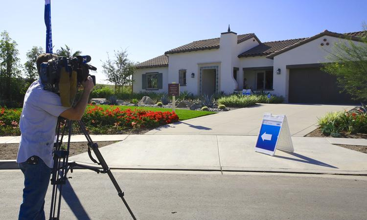 cox smart home san diego home tour