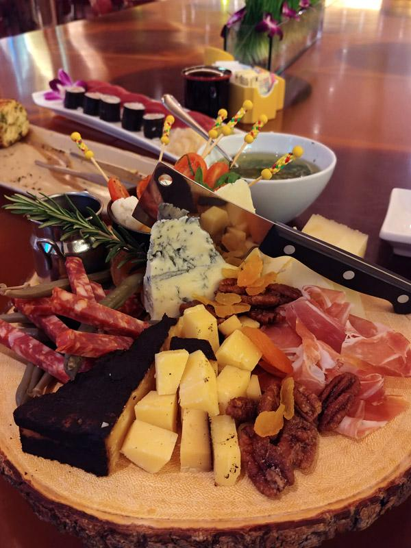 charcuterie tray cravings buffet mirage chefs table