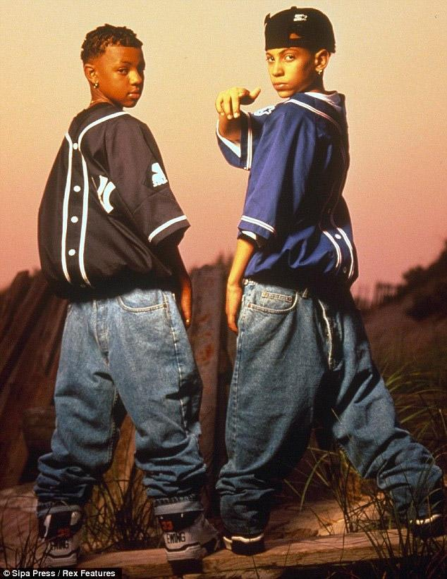 kris kross backwards saggy jeans