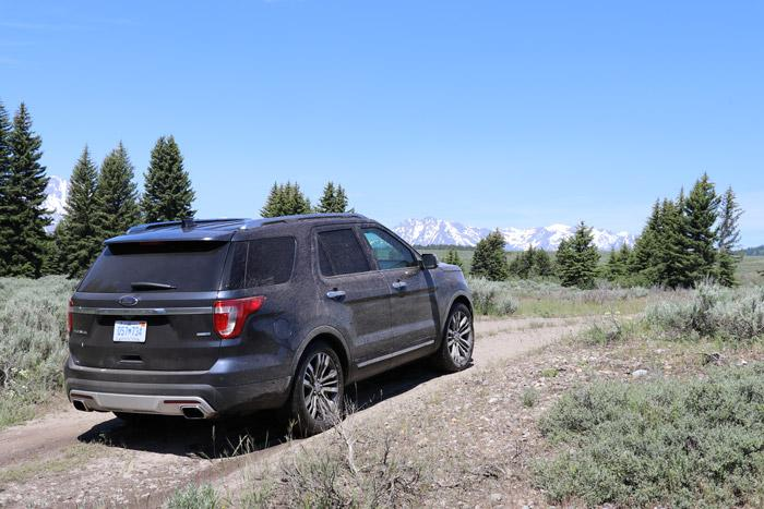 explorer grand teton off road