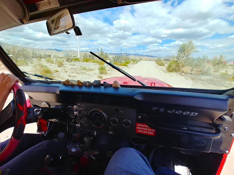classic cj 8 1982 jeep scrambler from red jeep tours