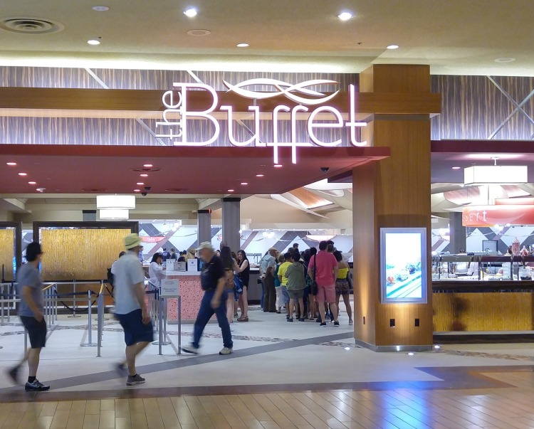 excalibur casino buffet