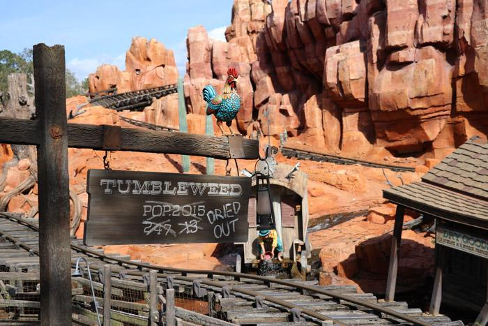 big thunder mountain railroad walt disney world frontierland