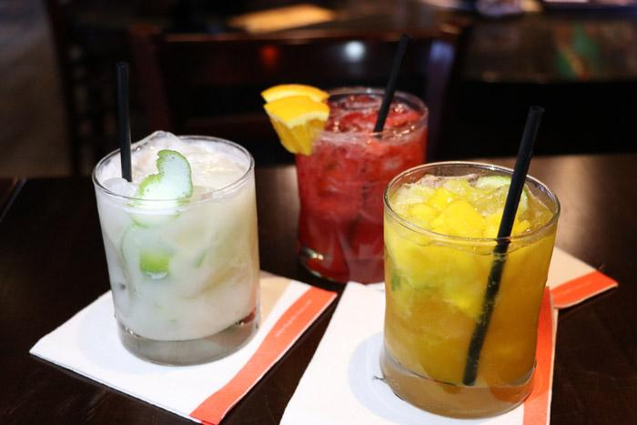 new cocktails at fogo de chao