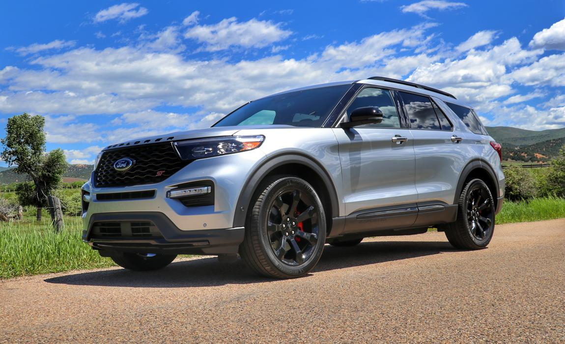 2020 Ford Explorer ST First Drive