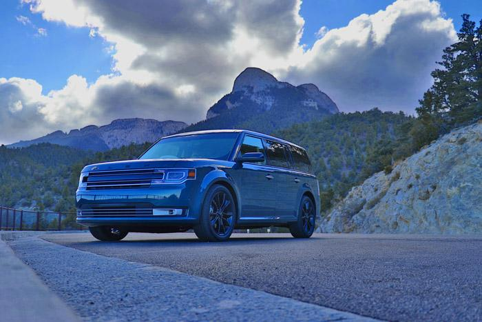 ford flex sumit
