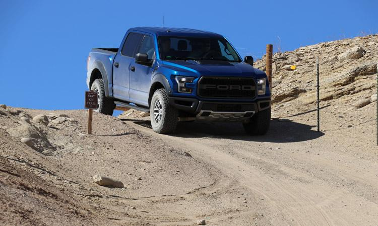 ford raptor ocotillo wells svra 4x4 training area