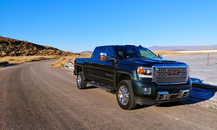 Review Of The 2018 Gmc Sierra 2500 Denali