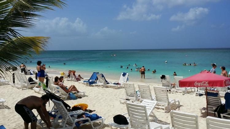 beach grand cayman