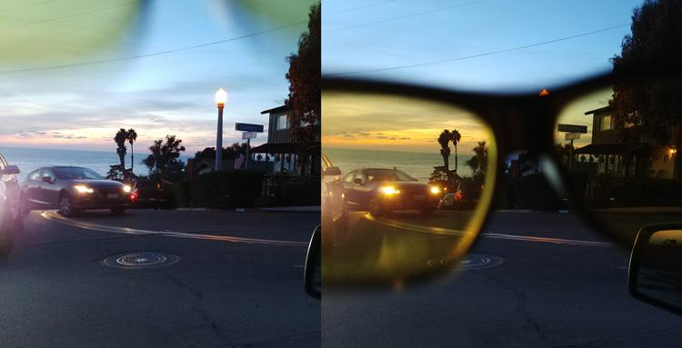 Do Yellow Glasses Help With Night Driving