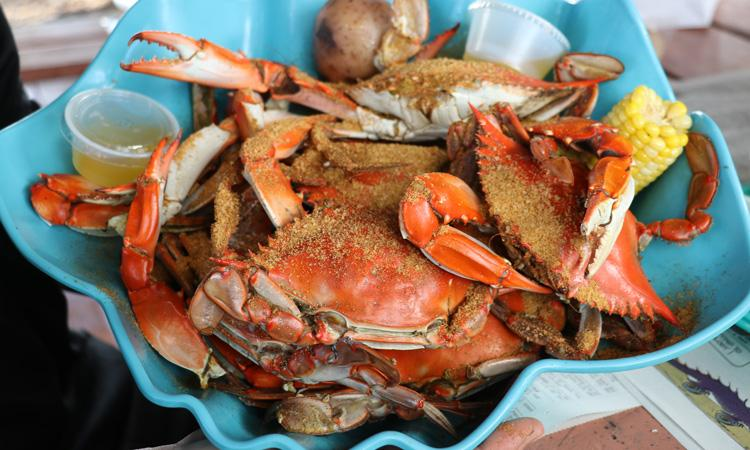 How to Eat Blue Crab