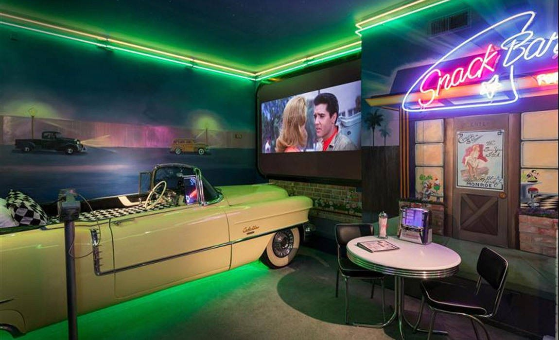 themed hotel rooms in California and around the country