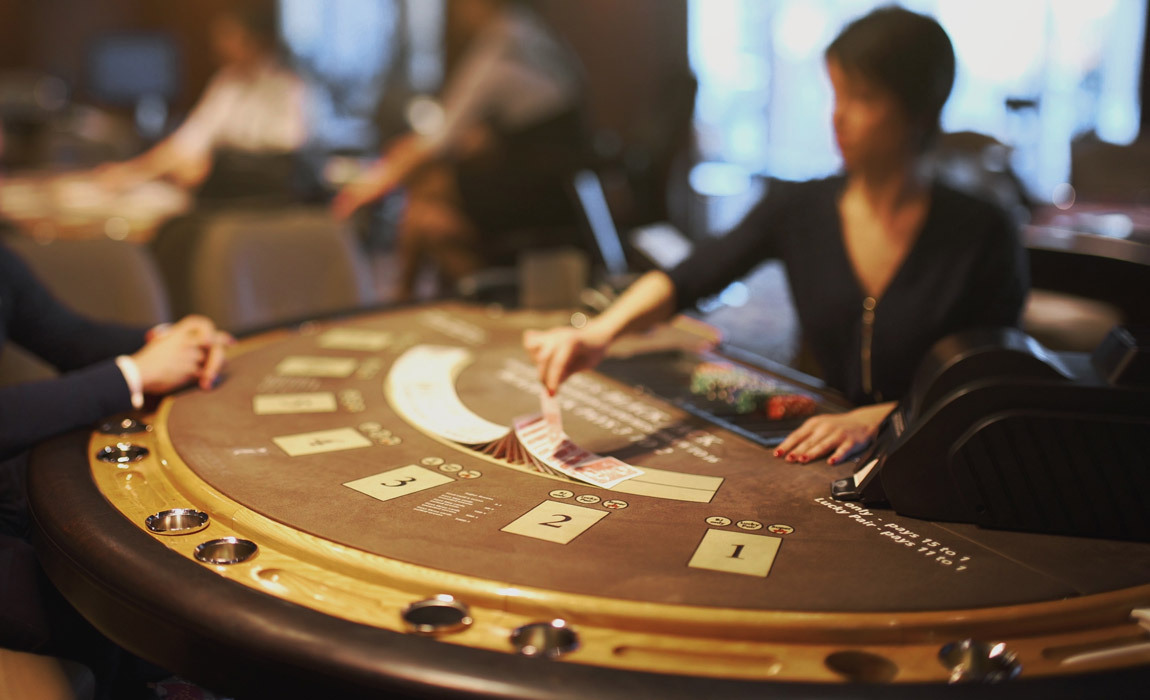 How to play blackjack casino games live online