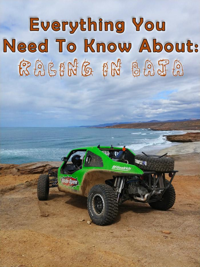 everything you need to know to prepare for racing in baja 1000 race in baja california mexico