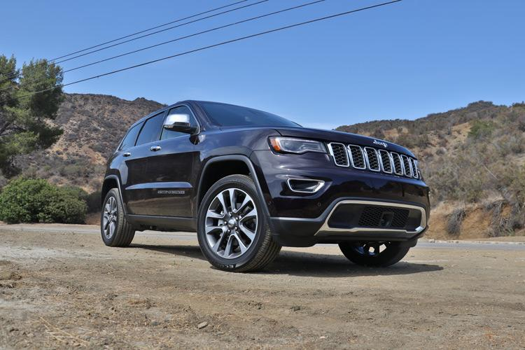 jeep grand cherokee limited sangria