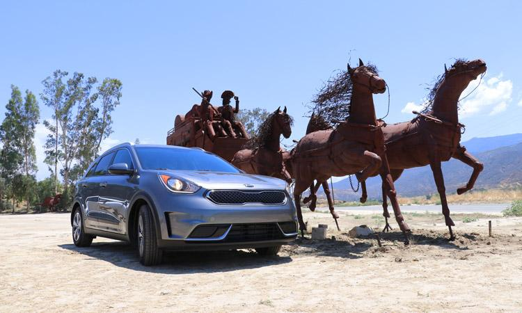 Kia Niro Road Trip Review